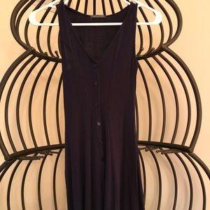 Purple summer dress xs Soprano